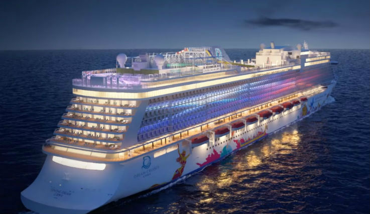 Dreamcruises New Route